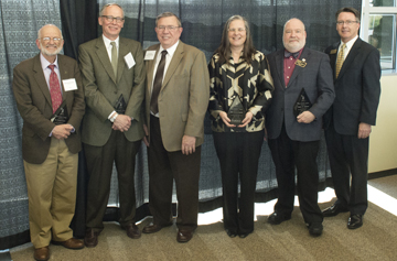 Purdue Morrill Award winners